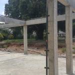 GARDEN AREA & RESTAURANT -EXISITING BUILDING