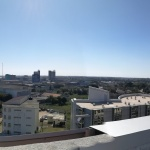 VIEWS FROM THE ROOF TOP OF THE HOTEL
